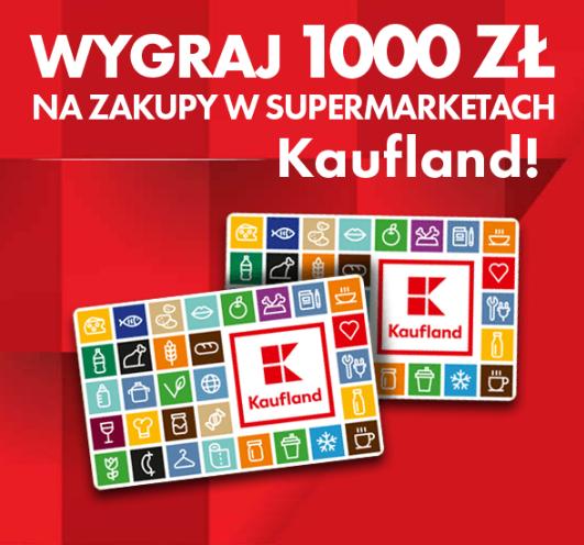 Bon 1000 Zl Do Supermarketow Kaufland Wygrajnagrody Pl